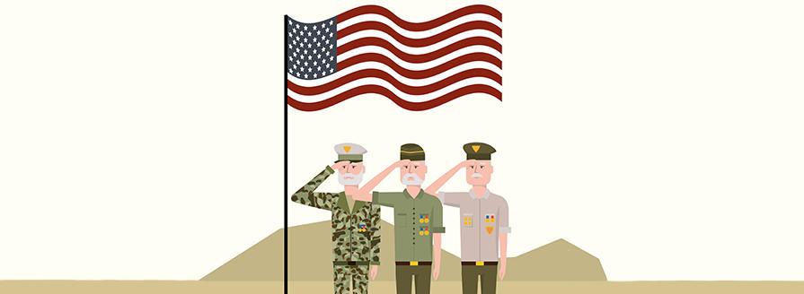 Americká armáda - najväčšia armáda sveta.
