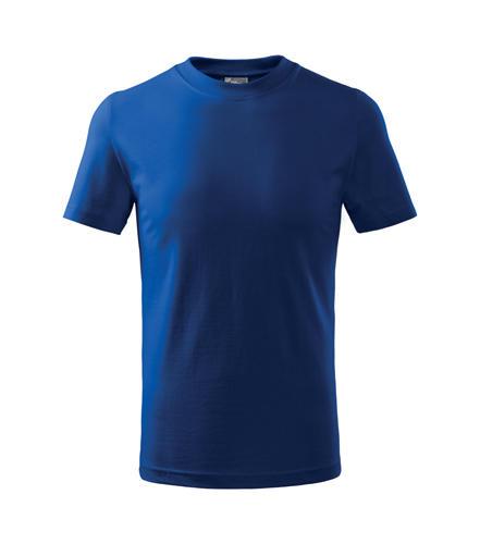 b980ff4b047 Detské tričko Adler Classic modré spredu