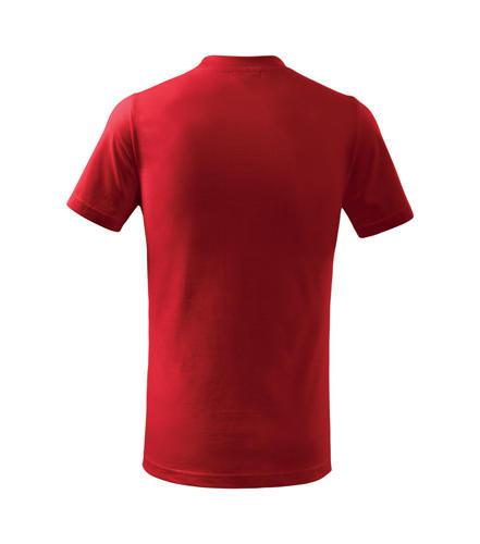70cc8fe348b21 Adler Classic detské tričko, červené, 160g/m2 | ArmyMarket