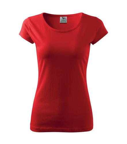 ec1a1bf72e8ce Adler Pure dámske tričko, červené, 150g/m2 | ArmyMarket