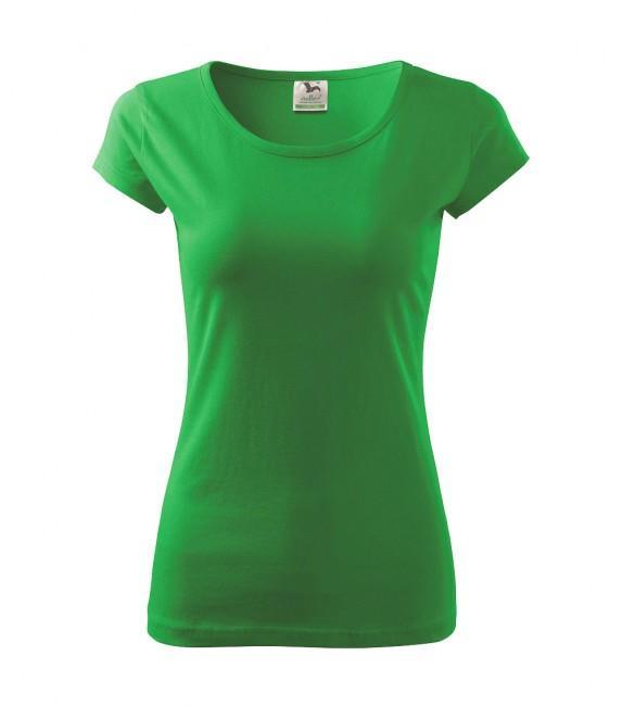 dámske tričko Adler Pure zelené spredu 74bd8454182
