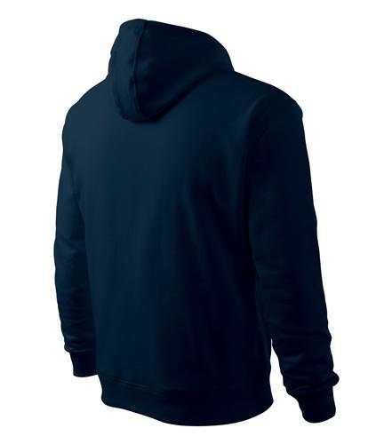 mikina s kapucňou Adler hooded tmavomodrá zboku 9ccdfe54c8