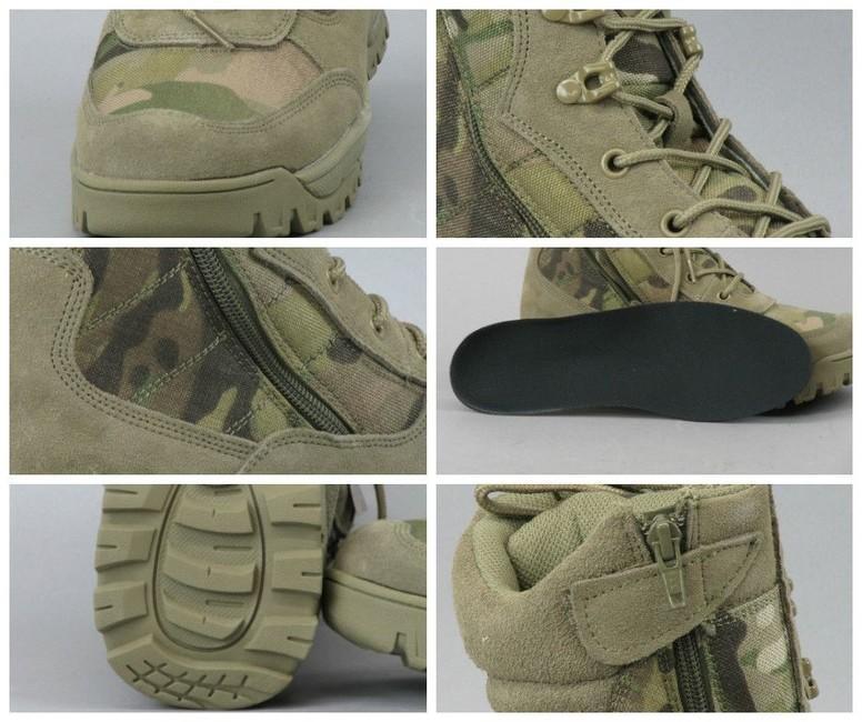 Mil-Tec taktická obuv na zips b6012e8f9a3