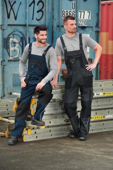 89585108071c Rimeck Ranger pánske pracovné nohavice na traky Cordura®