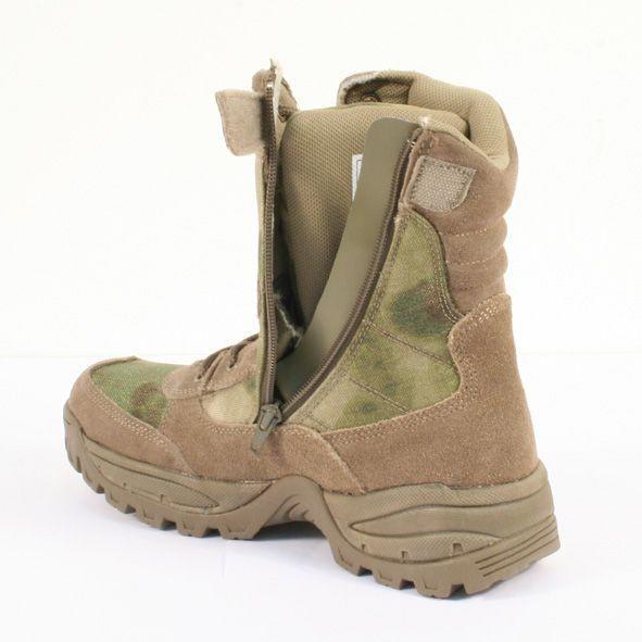 b8e49ea426 Mil-Tec taktická obuv na zips
