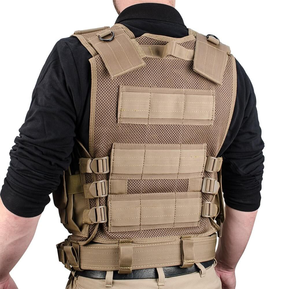 Taktická vesta - army.