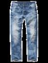 Riflové nohavice