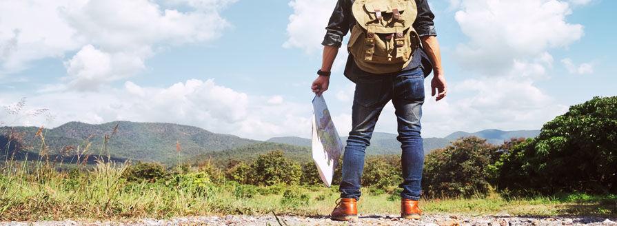Ako sa orientovať v prírode a teréne?
