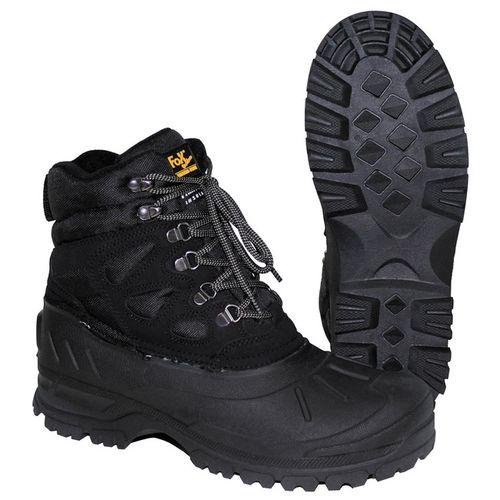 Fox Thermo trekingová obuv čierna