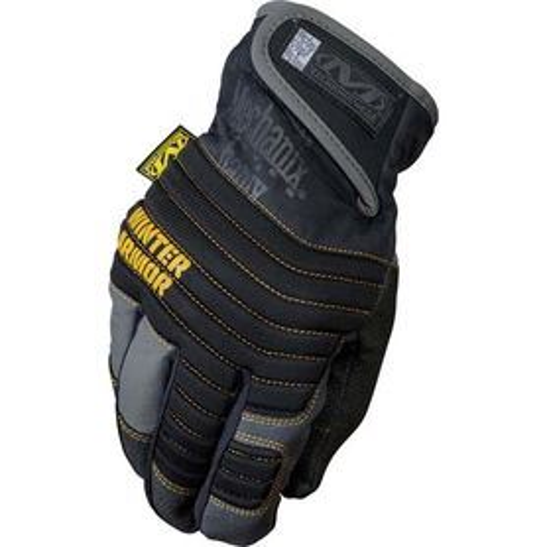 Mechanix Winter Impact rukavice čierne