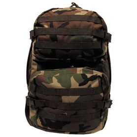 MFH assault 2 ruksak woodland 42L