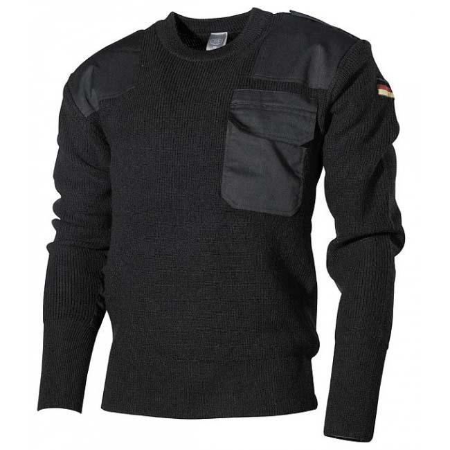 57622eb4a329 ... MFH Bundeswehr sveter čierny zväčšiť obrázok