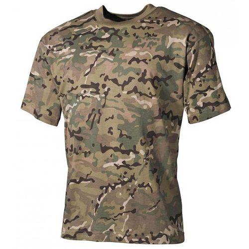 MFH maskáčové tričko vzor operation-camo, 170g/m2