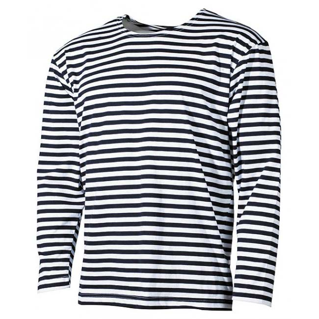 6fb9cd069 pozerá 24 návštevníkov MFH námornícke tričko s dlhým rukávom čierne zväčšiť  obrázok