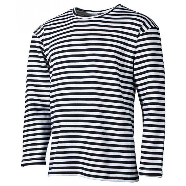 522355627 pozerá 18 návštevníkov MFH námornícke tričko s dlhým rukávom čierne zimné  zväčšiť obrázok