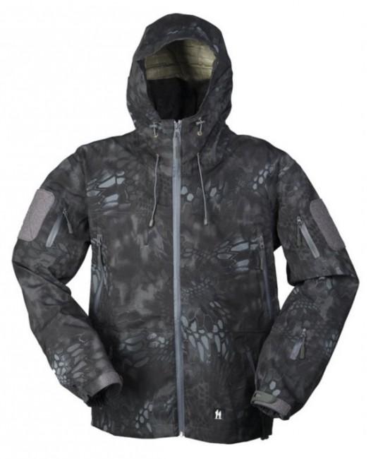 ... Mil-Tec 3-vrstvová bunda Hardshell Mandra Night zväčšiť obrázok 72b03a88b35