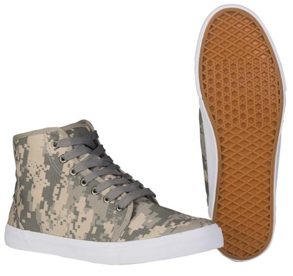 pozerá 99 návštevníkov Mil-Tec Army Sneaker Rip-Stop vychádzková obuv 684e4612117