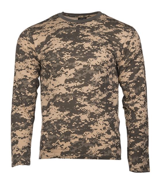 4c102843b ... Mil-tec bavlnené tričko s dlhým rukávom, AT-digital zväčšiť obrázok