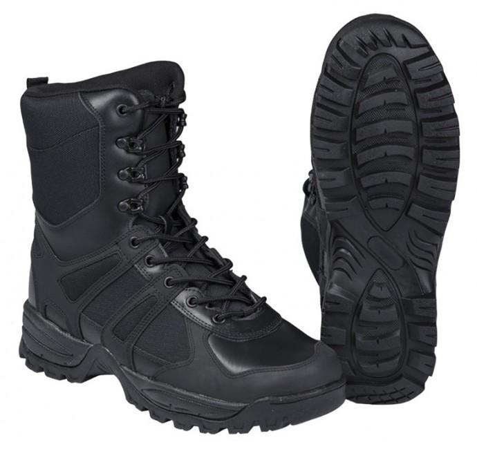 31f0cf70d2185 Mil-Tec Combat Gen. II Taktická obuv, čierna   ArmyMarket
