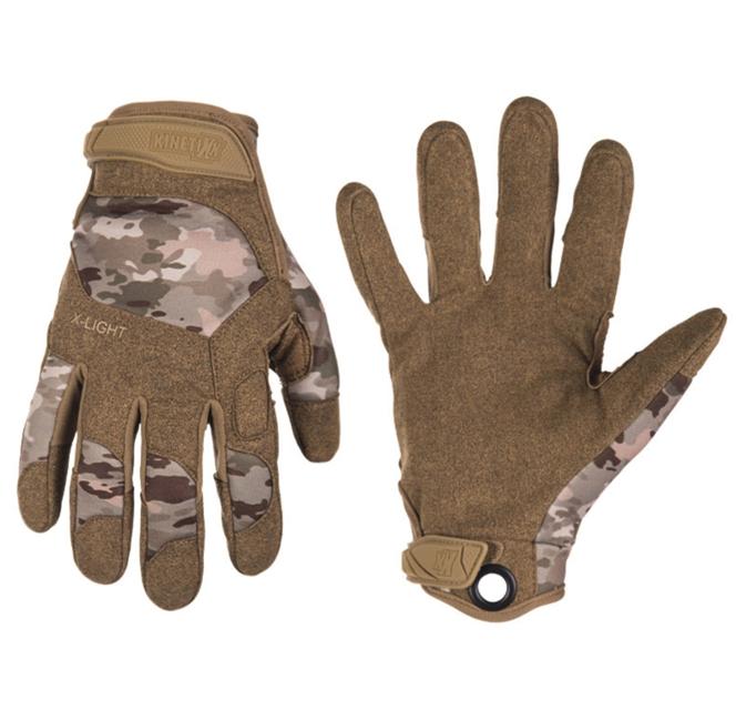 pozerá 1 návštevník Mil-Tec Kinetixx® X-Light rukavice 016c1bc00e