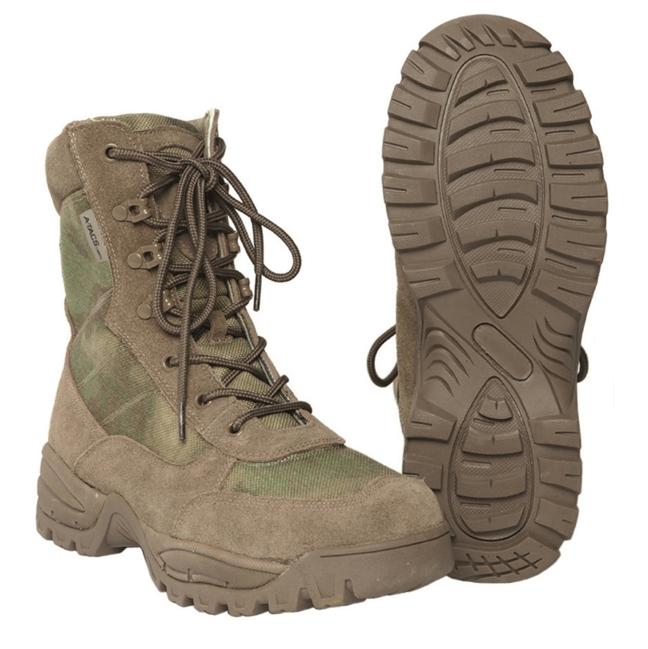 pozerá 48 návštevníkov Mil-Tec taktická obuv na zips 4f407ae52ce