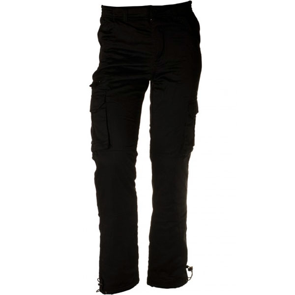 27e9760d6e6d ... Pánske nohavice loshan elwood čierne zväčšiť obrázok