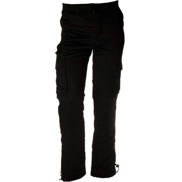 ea6791ea06f3 ... Pánske zateplené nohavice loshan elwood čierne zväčšiť obrázok