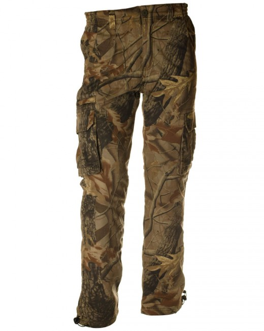 05c4ac360524 ... Loshan Kerry pánske zateplené nohavice vzor Real tree tmavé zväčšiť  obrázok