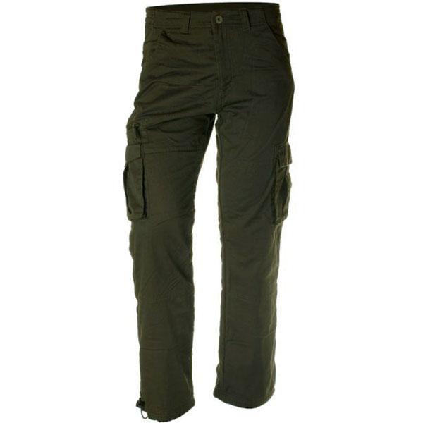 25146b58565f ... Pánske zateplené nohavice Loshan disaster olivové zväčšiť obrázok