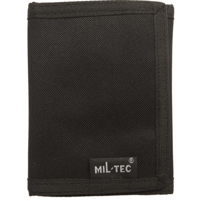 pozerá 133 návštevníkov Mil-Tec peňaženka čierna na suchý zips zväčšiť  obrázok 1144e07347a