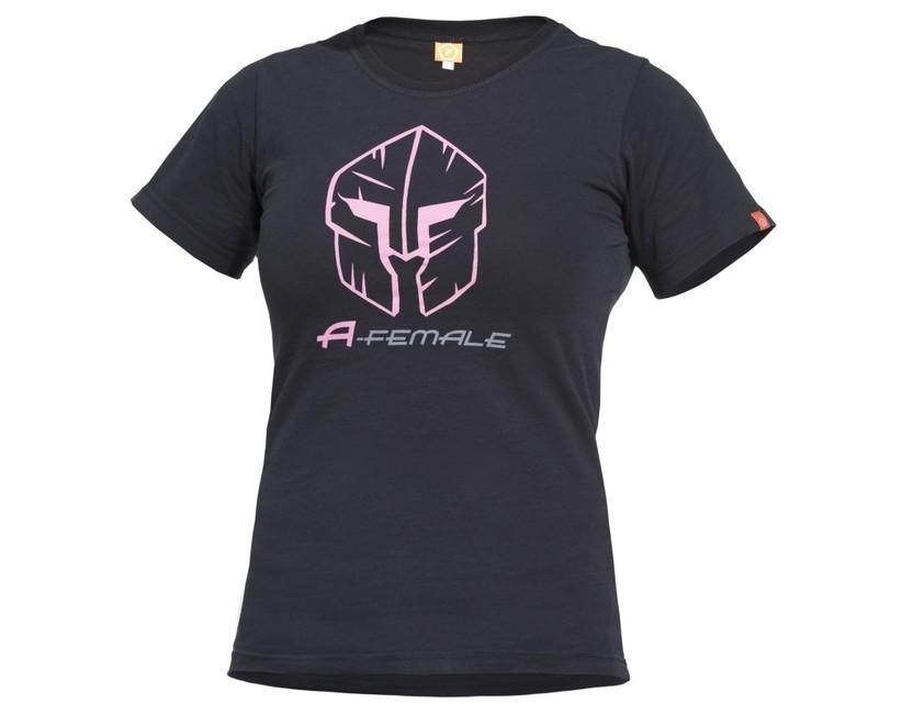 f8de4937a79ef pozerajú 4 návštevníci Pentagon dámske tričko Artemis Woman T-Shirt -  čierne zväčšiť obrázok