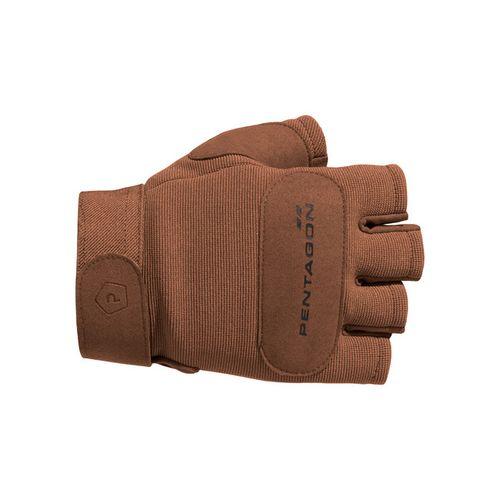 Pentagon Duty Mechanic rukavice bez prstov 1/2, coyote