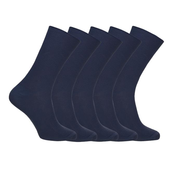 3d3d65c0de2 pozerá 7 návštevníkov Ponožky zdravotné tmavo-modré