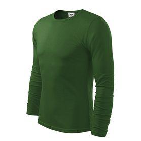 Adler Fit-T tričko s dlhým rukávom, zelené, 160g/m2