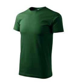 Adler Heavy New krátke tričko, zelené, 200g/m2