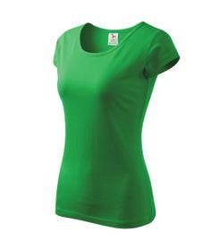 Adler Pure dámske tričko, zelené, 150g/m2