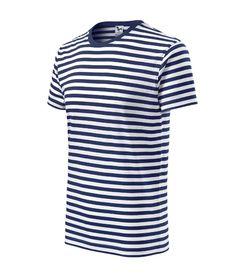 Adler námornícke krátke tričko, modré, 150g/m2
