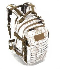 Direct Action® Dragon Egg® vak PenCott™ Snowdrift 25l