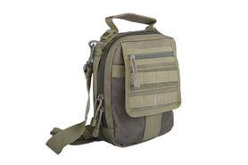 GFC Tactical multifunkčná kapsa, olive drab