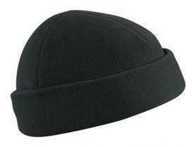 Helikon flisová čiapka, čierna