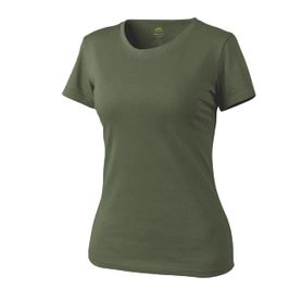Helikon-Tex dámske krátke tričko olivové, 165g/m2