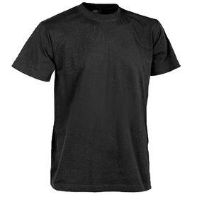 Helikon-Tex krátke tričko čierne, 165g/m2