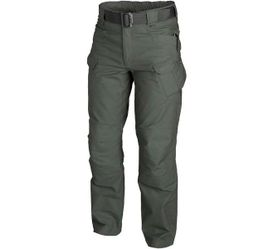 Helikon Urban Tactical cotton nohavice jungle green