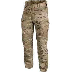 Helikon Urban Tactical Rip-Stop polycotton nohavice Camogrom