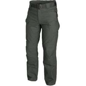 Helikon Urban Tactical Rip-Stop polycotton nohavice Jungle Green