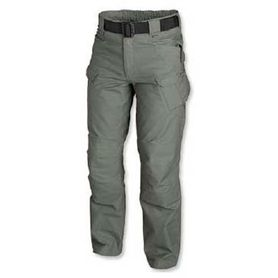 Helikon Urban Tactical Rip-Stop polycotton nohavice Olive drab
