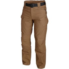 Helikon Urban Tactical Rip-Stop polycotton nohavice Mud Brown