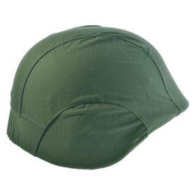 Hely Rip-Stop poťah na helmu olivový