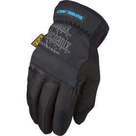 Mechanix FastFit Insulated rukavice, čierne