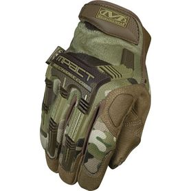 Mechanix M-Pact rukavice protinárazové multicam